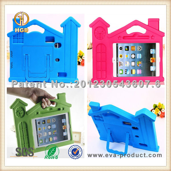 Sublimation Case for iPad,house shape for ipad mini case