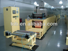 roll coater for li-ion battery production
