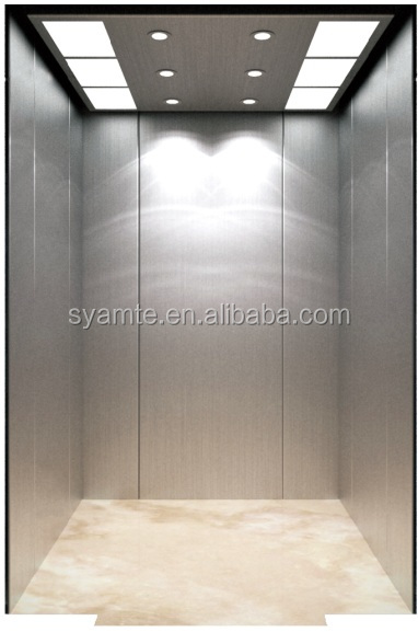 professional manufacture small machine room lift passenger elevator