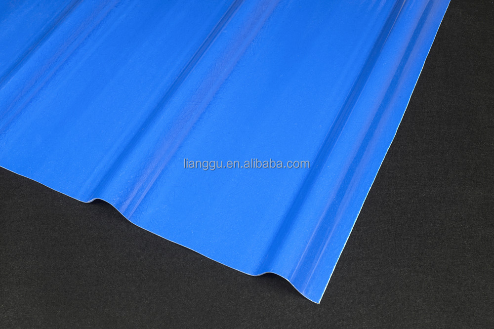 fiber glass roof tiles For Rubber Industry
