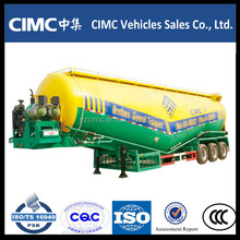 best seller CIMC Cement bulker Trailer, Tri axles Dry powder Carrier Bulk Cement Tank Trailer