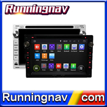 "7"" Android For Volkswagen VW Passat B5 / Golf 4 / Polo / Bora 2 Din Quad Core / Qcta Core HD Car DVD Player GPS Navigation Radio"