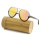 Kosso Handmade Wood High Quality Glasses Wooden Prescription Guangzhou Sunglasses