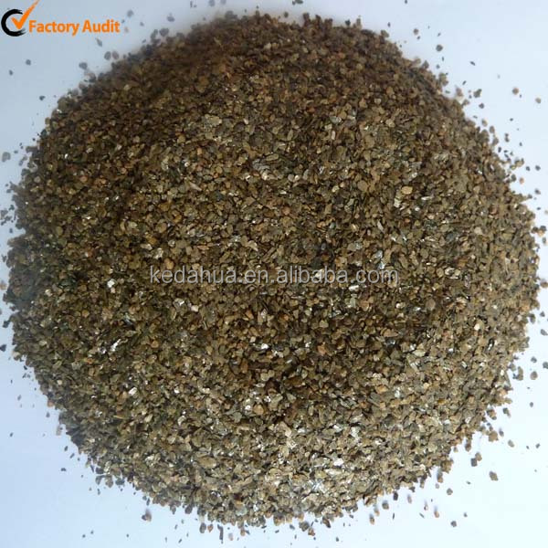 1.5-2.5mm Raw Vermiculite For Soiless Cultivating Plants