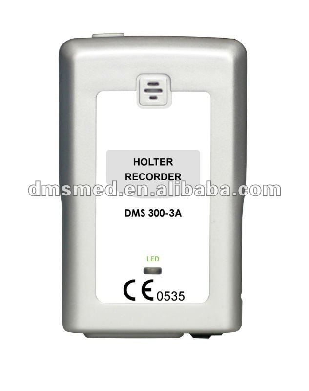 Cardioscan Holter FDA, CE approved DMS ECG Holter Recorder