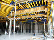 Concrete slab formwork system and Prop formwork and scaffolding
