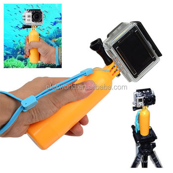 Hotsale Floaty Hand Grip with Wrist Strap+Screw for Go Pro He ro 4/3+/3/2/1, B Style