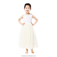 Baby dress pictures baby girl clothes long dress chiffon new style