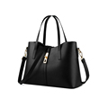 2016 winter new ladies fashion handbag simple women's shoulder bag