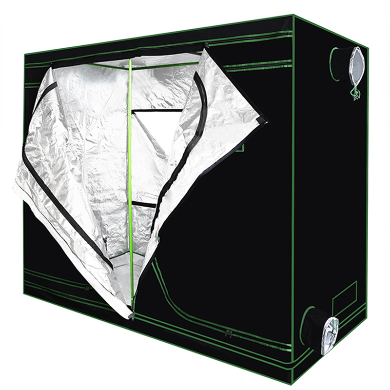 The Hulk Series 99% Highly Reflective Fabric 600D / 1680D Durable Mylar Indoor Plant Grow Tent