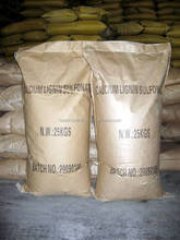 calcium lignosulphonate for concrete admixture/water reducer/dispersant agant/dying stuffs