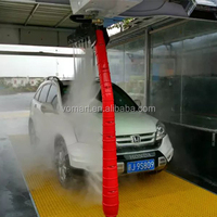 best Automatic tunnel car washing machine automatic portable high pressure water jet cleaner
