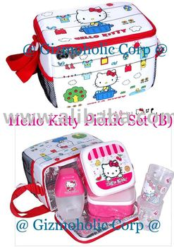 Hello Kitty Picnic Set (B) - Hello Kitty Wholesaler