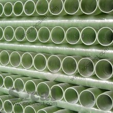 GRP glass fiber reinforced polyester pipe