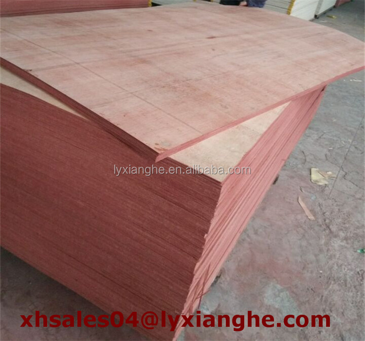 Red hardwood plywood/PLB Plywood