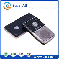 High quality Solar charge+car charge ,Car bluetooth speakerphone,handsfree car Kit Sun Visor HF-710S