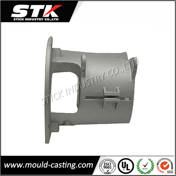 Custom made Aluminum Die casting auto spare parts of automotive Automatic Transmission