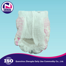 High top quality machine grade wholesale disposable ,super absorption sleepy baby diapers