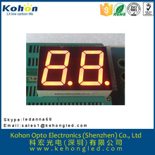 Shenzhen factory KHN21001CPR1D-2 seven segment LED digital display