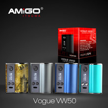 best price!colorful vape mod 1500mah TC cigarro electronico