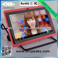 "7 inch allwinner a13 14"" tablet pc touch screen"