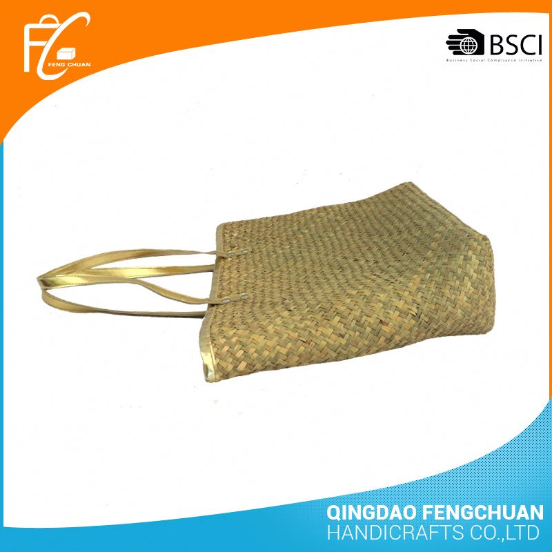 Wholesale Beach Bags Hand-Woven Large Straw Bags