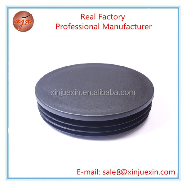 Ex-factory price 4 inch PP PVC plastic end cap pipe cover for pipe
