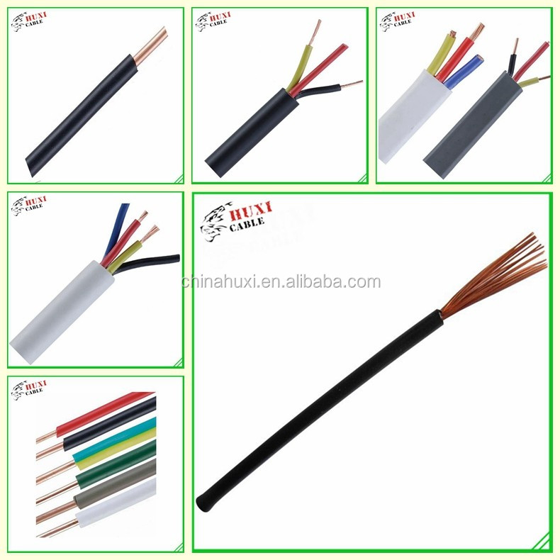 Wonderful Types Of Electrical Cables And Wires Images - Electrical ...