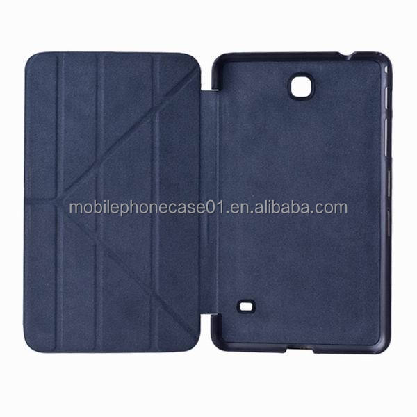 8 Inch Tablet Computer Leather Cover Case for Samsung Galaxy Tab 4 8.0 T330