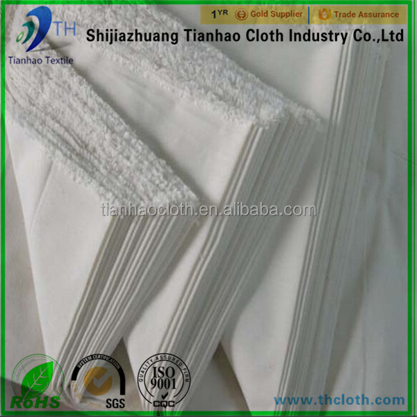 Hot Sale Fabric Polyester 80% Cotton 20% Woven Grey Cloth For Lining from factory!