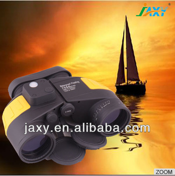 Jaxy 7X50 Marine Military Powerful Binoculars Telescope 100% Waterproof Floating Rangefinder Binoculars