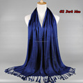 Wholesale NEW design plain muslim hijab shawls muslim scarves GBS167