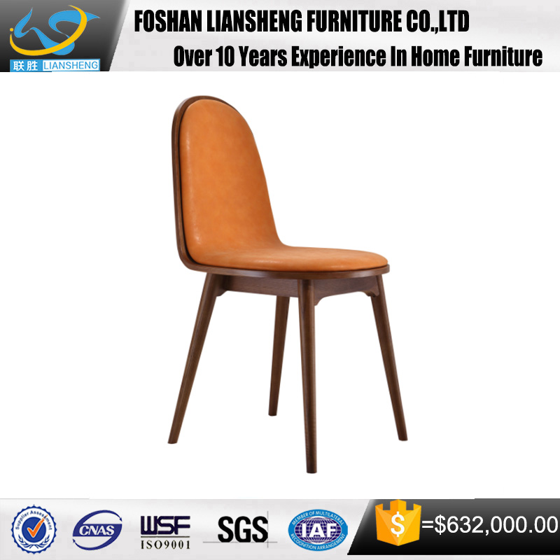 The Latest European Style Design Elegant Durable And Strong Living Room <strong>Aluminum</strong> Wooden Dining Chair