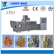 Automatic And Advanced Technology New Disigned Corn Puffed Extrusion Snacks Food Machine