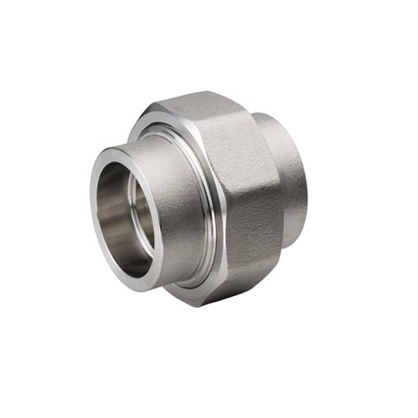 U-SS-04 Two way Male threaded joint Pipe Fittings Union connector