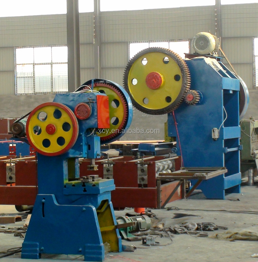 35T/40T steel plate punching stamping machine