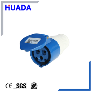 Factory directly sell surface mount industrial socket