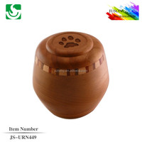 JS-URN449 wholesale cremation pet urns manufacturer