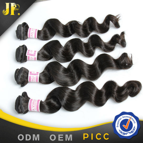 One Donor Dyeable And Bleachable Grade 5A unprocessed virgin human hair single donor remy hair
