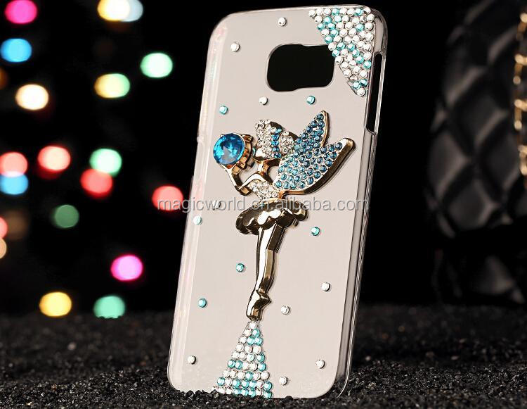 angel bling phone case for samsung galaxy