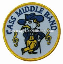 Embroidery textile patches/badges/accessory