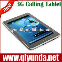 Full function MTK 8377 with TV GPS 3G BT WIFI 1024*600 HD display Bluetooth 7 inch tablet