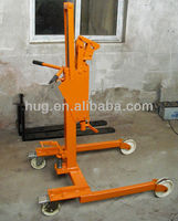 High Quality Hydraulic Hand Drum Truck