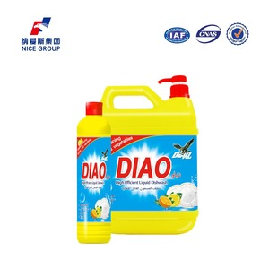 2kg DIAO Brand High Efficient Kitchen Dishwashing Liquid Detergent