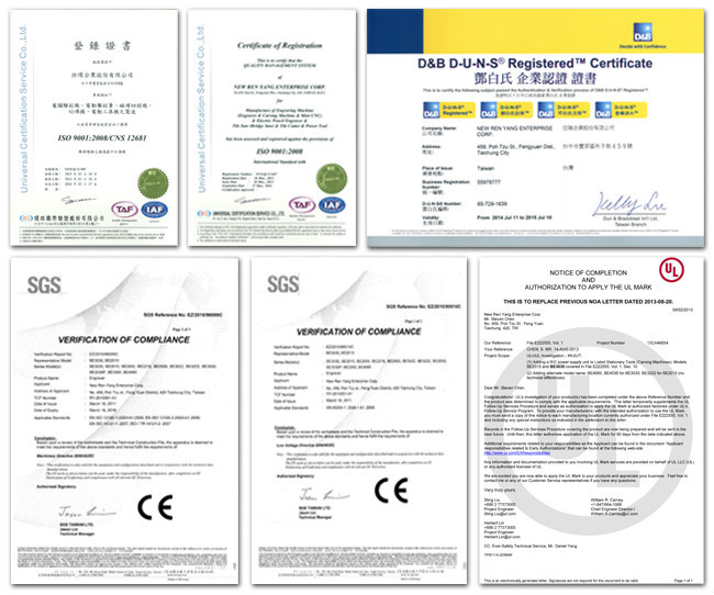 ENGARVER ISO&CE&UL