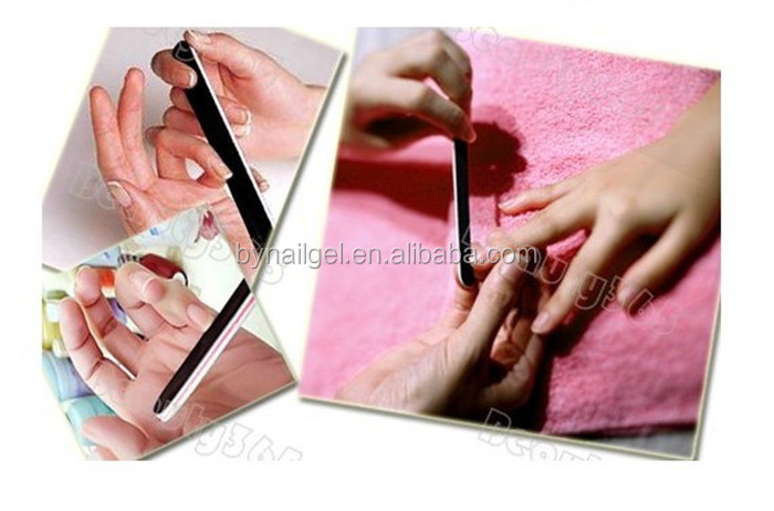 Professional High quality Japanese sand paper Style Paring-off bulk Nail File