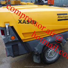 Model XAS67 Dd Atlas Copco Portable Air Compressor