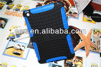 High Quality Hybrid Rugged Kickstand Armor High Impact Case For iPad mini iPad mini 2 Retina