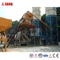 Skip Type 50m3/h Cement Mixing Plant