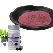 blueberry powder, fruit veggie powder 100% natural extract